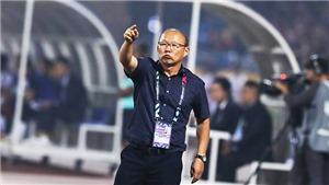 HLV Park Hang Seo nhận tin không vui trước thềm ASIAN Cup 2019