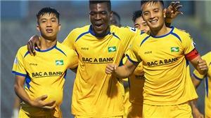 Bóng đá Việt Nam hôm nay: SLNA vs Quảng Nam. TPHCM không tiết lộ lý do Tiến Dũng dự bị