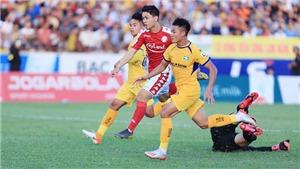 Bóng đá Việt Nam hôm nay: Vũng Tàu đấu TPHCM. Hà Nội chạm trán Cần Thơ