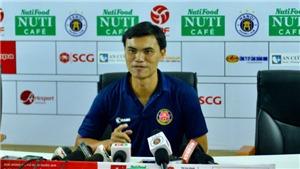 HLV Sài Gòn FC đổ lỗi bàn thua do không hợp phong thủy