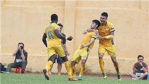 Hải Phòng đánh bại Thanh Hóa, Quảng Nam vượt qua SLNA sau 11 lượt sút penalty