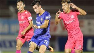 Bình Dương 3-1 Sài Gòn FC: Tiến Linh lập 'siêu phẩm'