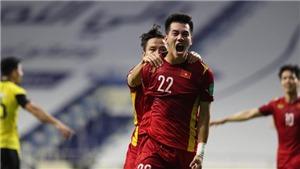 Bóng đá Việt Nam hôm nay: Đội tuyển Việt Nam vượt xa Thái Lan trên bảng xếp hạng FIFA