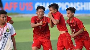 Thắng Timor Leste, U15 Việt Nam sẵn sàng nghênh chiến Australia
