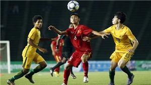 HLV U15 Việt Nam: 'U15 Australia mạnh hơn U15 Thái Lan'