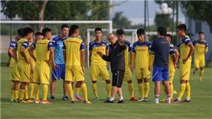 Bóng đá Việt Nam ngày 22/11: U22 Việt Nam lên đường dự SEA Games, vé xem U22 đắt nhất 200.000 đồng