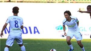Bóng đá Việt Nam hôm nay: Tuấn Anh cam kết gắn bó HAGL