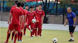 HLV Park Hang Seo sẽ loại 5 cầu thủ nào?