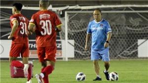 Bóng đá Việt Nam hôm nay: Đình Trọng, Đức Chinh bình phục chấn thương