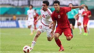 Kết quả bóng đá U23 châu Á: U23 Uzbekistan dội mưa bàn thắng vào lưới U23 UAE