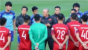 Bóng đá Việt Nam hôm nay 18/11: HLV Park chốt danh sách đấu Thái Lan, U22 Việt Nam loại Martin Lo