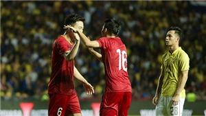 Bóng đá Việt Nam ngày 14/6: HLV Thái Lan giải trình sau thất bại tại King's Cup