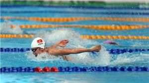 Tin thể thao Việt Nam tại Olympic 2021: Ánh Viên thi đấu nội dung 800m bơi tự do