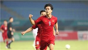 Bóng đá Việt Nam ngày 11/5: Công Phượng tự tin 'phá lưới' Thái Lan ở King's Cup