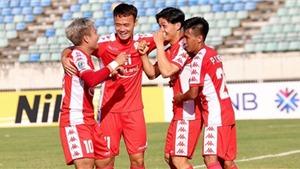 Bóng đá Việt Nam hôm nay: Quảng Ninh đấu Viettel. Hà Nội so tài TPHCM