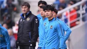 U23 Việt Nam còn 3 cầu thủ chấn thương, trang chủ K-League tê liệt vì Công Phượng
