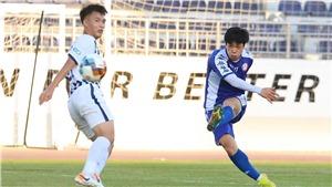 Bóng đá Việt Nam hôm nay: Bóng đá Việt tránh'vết xe đổ' Thái Lan. Đội bóng Công Phượng thua đội hạng Nhất