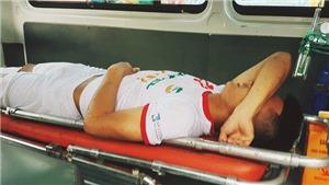 Văn Hào lên tiếng sau ca phẫu thuật gãy chân