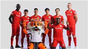 Bóng đá Việt Nam hôm nay: Linh vật HAGL có tên chính thức. Đội bóng Công Phượng chốt phương án giảm lương