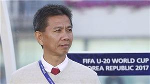 HLV Hoàng Anh Tuấn: 'Tôi không hiểu Tahiti ở đâu mà sinh ra trọng tài như thế'