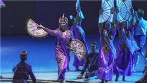 Lễ khai mạc Sea Games 30 2019: Xem trực tiếp VTV6