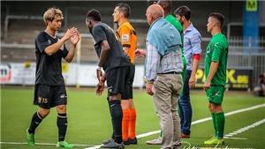 Bóng đá Việt Nam ngày 27/7: Công Phượng có thể ra sân trận mở màn của Sint Truidense