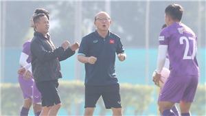 Bóng đá Việt Nam hôm nay: Tuyển Việt Nam chuẩn bị kỹ cho Vòng loại thứ 3 World Cup