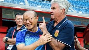 Bóng đá Việt Nam hôm nay: Thầy HLV Park Hang Seo dẫn dắt Curacao