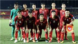 Thua U18 Campuchia, U18 Việt Nam bị loại từ vòng bảng giải Đông Nam Á