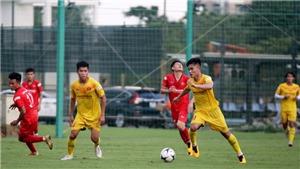 Bóng đá Việt Nam hôm nay: Tiền đạo HAGL ghi điểm với thầy Park. U19 Việt Nam âm tính COVID-19