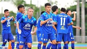 Chỉ tập tấn công, U22 Thái Lan quyết thắng U22 Việt Nam