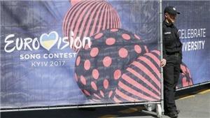 Ukraine đối mặt với án phạt lớn vì cấm Nga tham gia Eurovision 2017