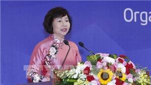 Thứ trưởng Hồ Thị Kim Thoa không được chấp nhận thôi việc khi đang bị điều tra