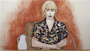 Thắng kiện, Taylor Swift hào phóng chi tiền cho các nạn nhân bị tấn công tình dục