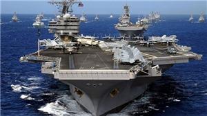 Tàu sân bay Mỹ có thể bị hỏa lực của Triều Tiên hạ gục