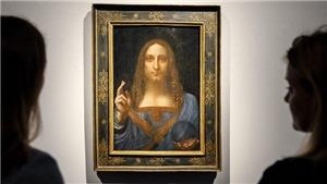 Nhiều điều khó hiểu trong việc mua bán bức tranh giá kỷ lục của Leonardo da Vinci