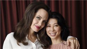 Rộ tin đồn Angelina Jolie phải lòng nữ tác giả 'First They Killed My Father'