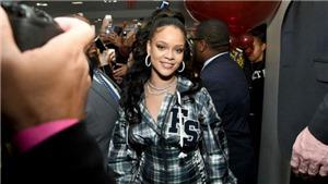 Rihanna có đường đặt theo tên mình ở quê nhà
