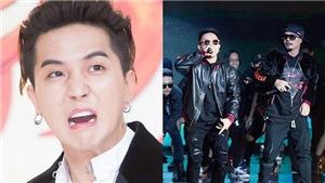 Trang Kpop nổi tiếng thế giới rình rang đưa tin Phúc Bồ - Hà Lê bị tố đạo nhạc Winner