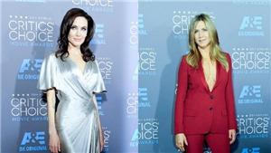 Angelina Jolie giáp mặt 'kẻ thù không đội trời chung' Jennifer Aniston sau 3 năm