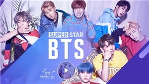BTS tung trò chơi điện tử, hướng tới cộng đồng người hâm mộ Việt Nam