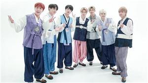 BTS gửi lời chúc năm mới người hâm mộ và chia sẻ dự định năm Mậu Tuất