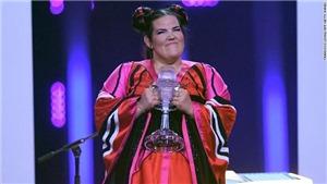 Eurovison: Netta của Israel giành chiến thắng với điệu nhảy con gà trứ danh