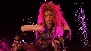 Bị xuất huyết thanh quản, Shakira nghi mình không thể hát lại được