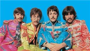 'Sgt. Pepper' của The Beatles là album lừng lẫy nhất lịch sử âm nhạc nước nhà