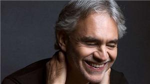 Giọng ca mù Andrea Bocelli chia sẻ về album mới toanh sau 14 năm 'thai nghén'
