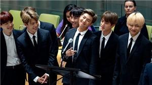 Vượt mặt EXO và Wanna One, BTS lại đứng đầu về danh tiếng