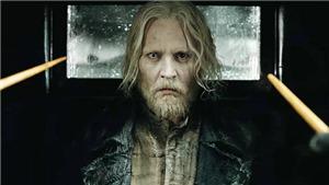 Johnny Depp 'cảm thấy tồi tệ' vì liên lụy tới JK Rowling khi đóng 'Sinh vật huyền bí 2'