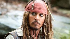 Đời tư bê bối, Johnny Depp mất vai thuyền trưởng Jack Sparrow