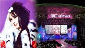 TWICE chiêu đãi fan đại tiệc Halloween đáng sợ mà gợi cảm cùng ca khúc mới
